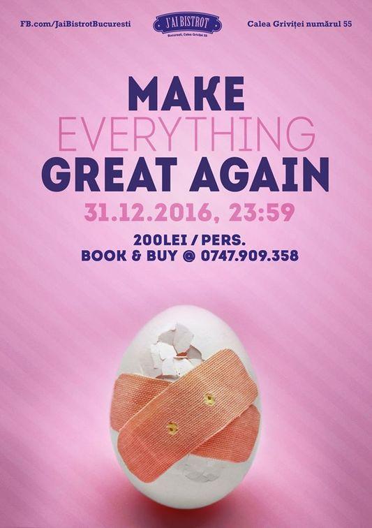 MakeEverythingGreatAgain // MEGA Revelion