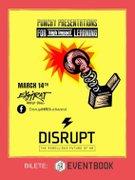 Conferinte din Bucuresti - DisruptHR Bucharest