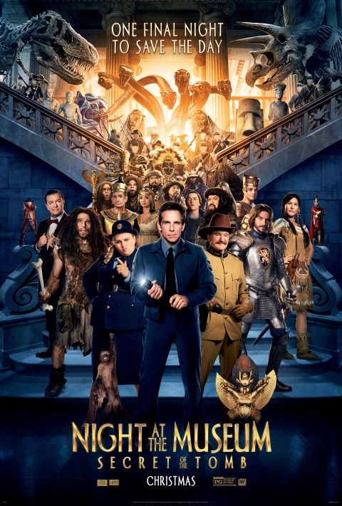 Night at the Museum 3 (Night at the Museum: Secret of the Tomb) (2014)