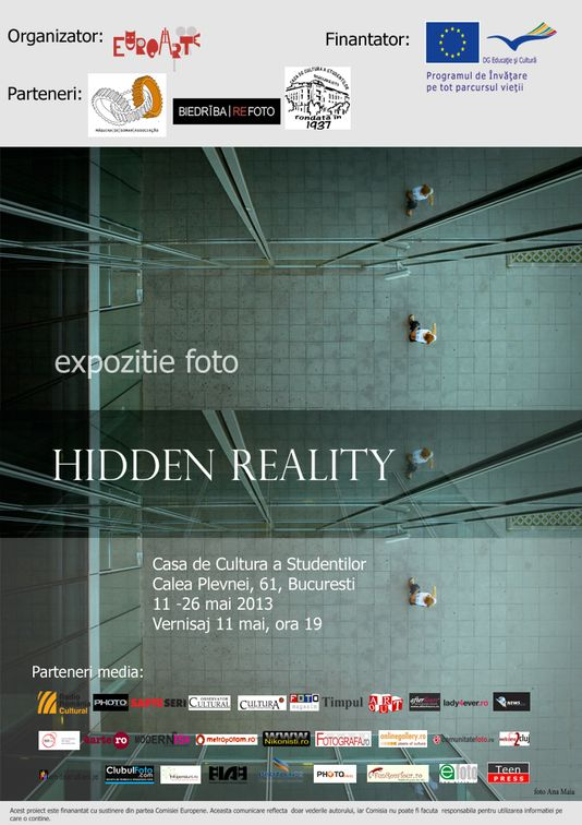 Expozitii - Hidden Reality