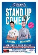 Stand-up comedy cu George Bonea & Cristian Dumitru