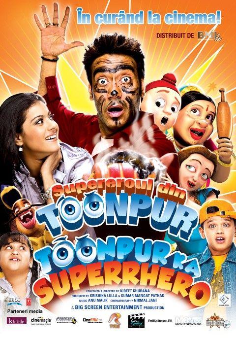 Toonpur Ka Superrhero (Supereroul din Toonpur) (2010)