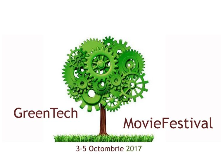 Proiectii din Bucuresti - Green Tech Movie Festival