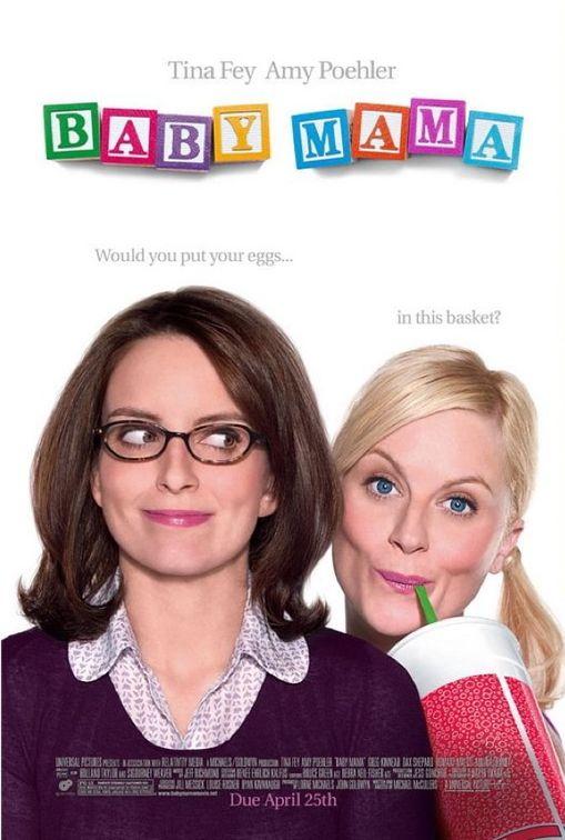 Mama copilului meu (Baby Mama) (2008)
