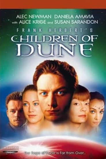 Copiii Dunei (Children of Dune)