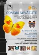 "Comori Nevazute ale Muzeului National de Istorie Naturala ""Grigore Antipa"""