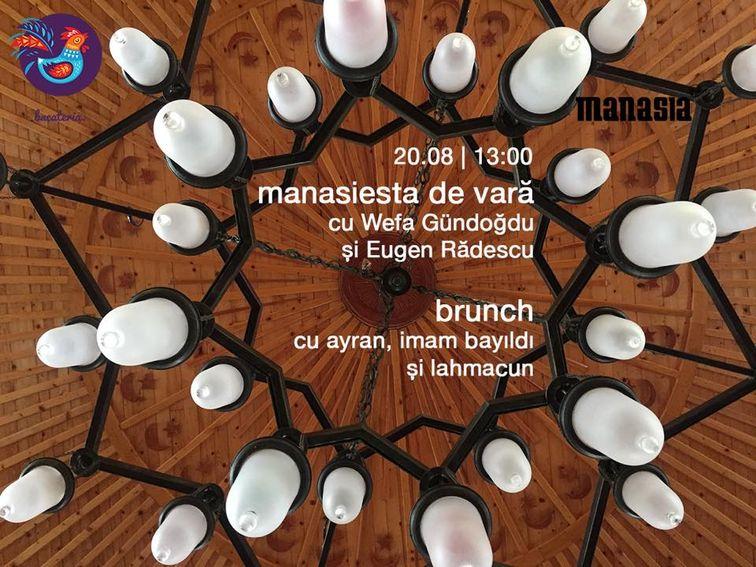 Alte-evenimente din Romania - Manasiesta de vara & Brunch