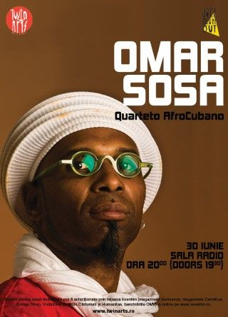 Jazz Night Out - Omar Sosa Quarteto Afro Cubano