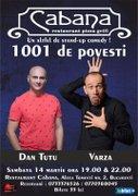 Spectacole din Bucuresti - Un alt fel de stand-up - 1001 de povesti Show #1