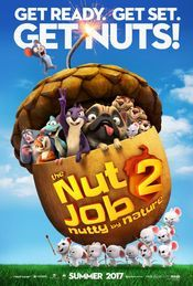 Cinema - The Nut Job 2: Nutty by Nature