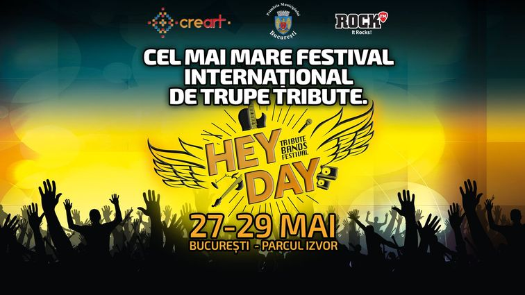 Festivaluri - HeyDay Music Festival