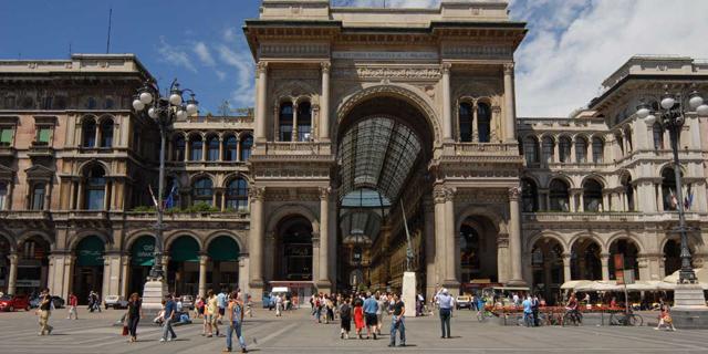 Shopping la Milano!