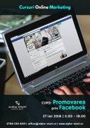 Curs: Promovarea prin Facebook
