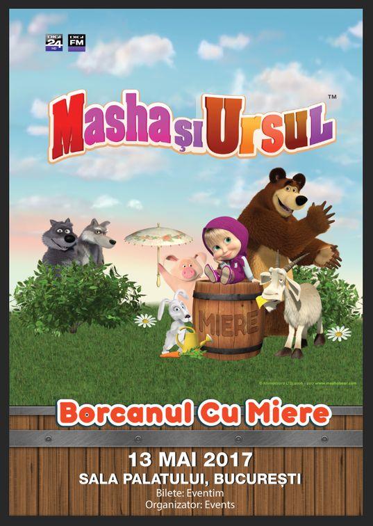 Masha si Ursul