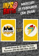 Impro Battle - Urban Impro vs. Improvisneyland