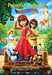 Cinema - The Swan Princess: Royally Undercover