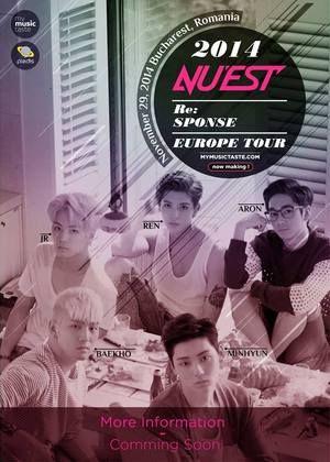 Concerte - Romanian K-POP Fest - NU'EST