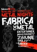 Petreceri din Bucuresti - Fabrica de Metal