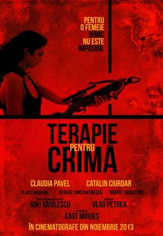 Terapie pentru crima (Therapy for Murder) (2013)