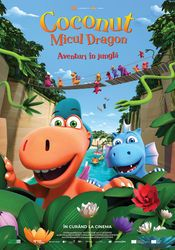 Der kleine Drache Kokosnuss - Auf in den Dschungel! (2018)
