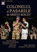 Piese de teatru din Bucuresti - Colonelul si pasarile - o nebunie de comedie