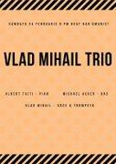 Concerte din Bucuresti - Concert jazz - Vlad Mihail Trio