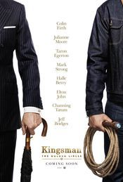 Cinema - Kingsman: The Golden Circle