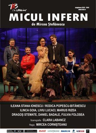 Piese de teatru din Bucuresti - Micul infern
