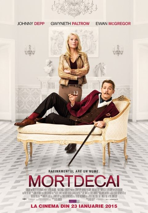 Cinema - Mortdecai