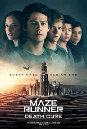 The Maze Runner: The Death Cure (2018)