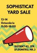 Sophisticat Weekend Yard Sale