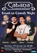 Spectacole din Bucuresti - Stand-up Comedy Night