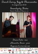 French Swing, Jazz & Chansonettes