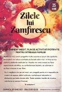 Spectacole din Bucuresti - Zilele lui Zamfirescu