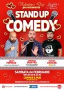 Spectacole din Romania - Stand-Up Comedy de Dragobete!