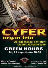 Concerte - Cyfer Organ Trio