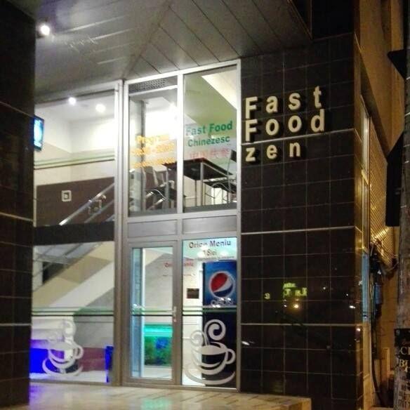 Fast Food Zen