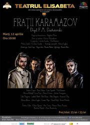 Piese-de-teatru din Romania - Fratii Karamazov