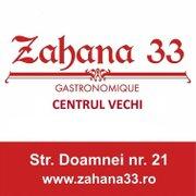 Zahana 33 Gastronomique