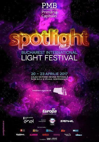Spotlight – Bucharest International Light Festival #3