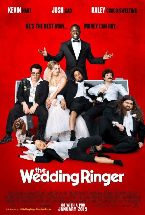 Cinema - The Wedding Ringer