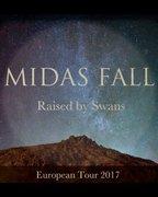 Concerte din Romania - MIDAS FALL [UK], BLACK WATER [RO] & RAISED BY SWANS [CA]