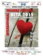 Festivaluri - Festivalul International de Teatru NETA