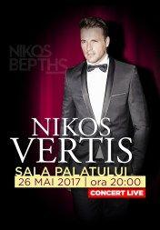 Concerte din Bucuresti - Nikos Vertis Live
