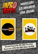 Spectacole din Bucuresti - Impro Battle - ImproHub vs. Backstage Boys