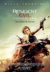 Cinema - Resident Evil: The Final Chapter