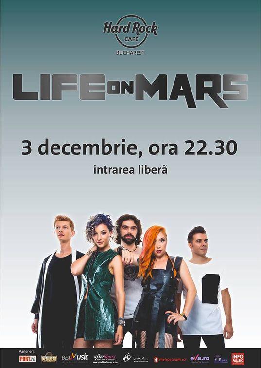 Concerte - Life on Mars
