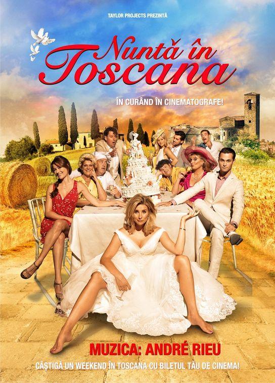Toscaanse bruiloft (Nunta in Toscana) (2014)