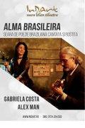ALMA BRASILEIRA - Seara de poezie braziliana cantata si rostita