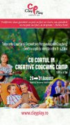 Cu cortul in Creative Coaching Camp